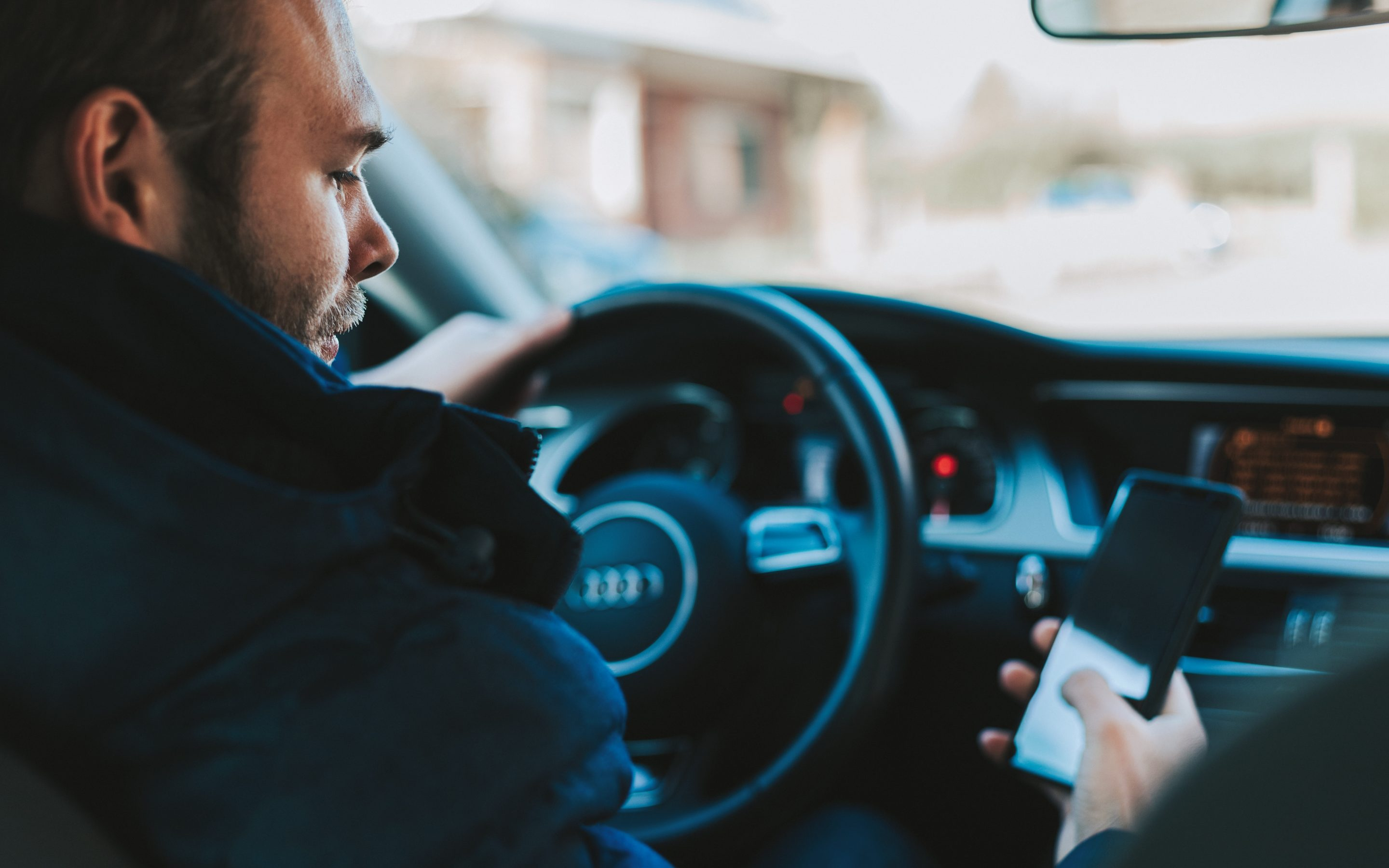 Distracted Driving Accidents Virginia