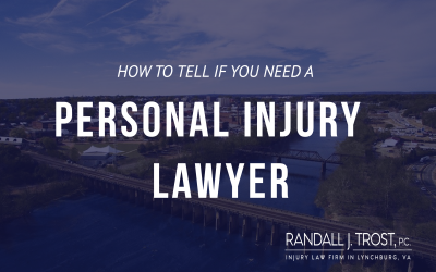 What is Personal Injury Claims Danville