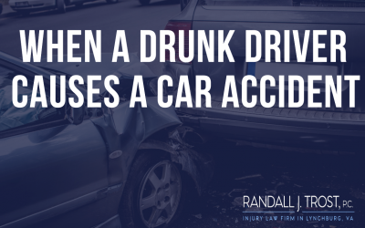 When A Drunk Driver Causes A Car Accident