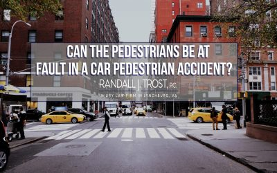 Lynchburg Pedestrian Personal Injury Attorneys