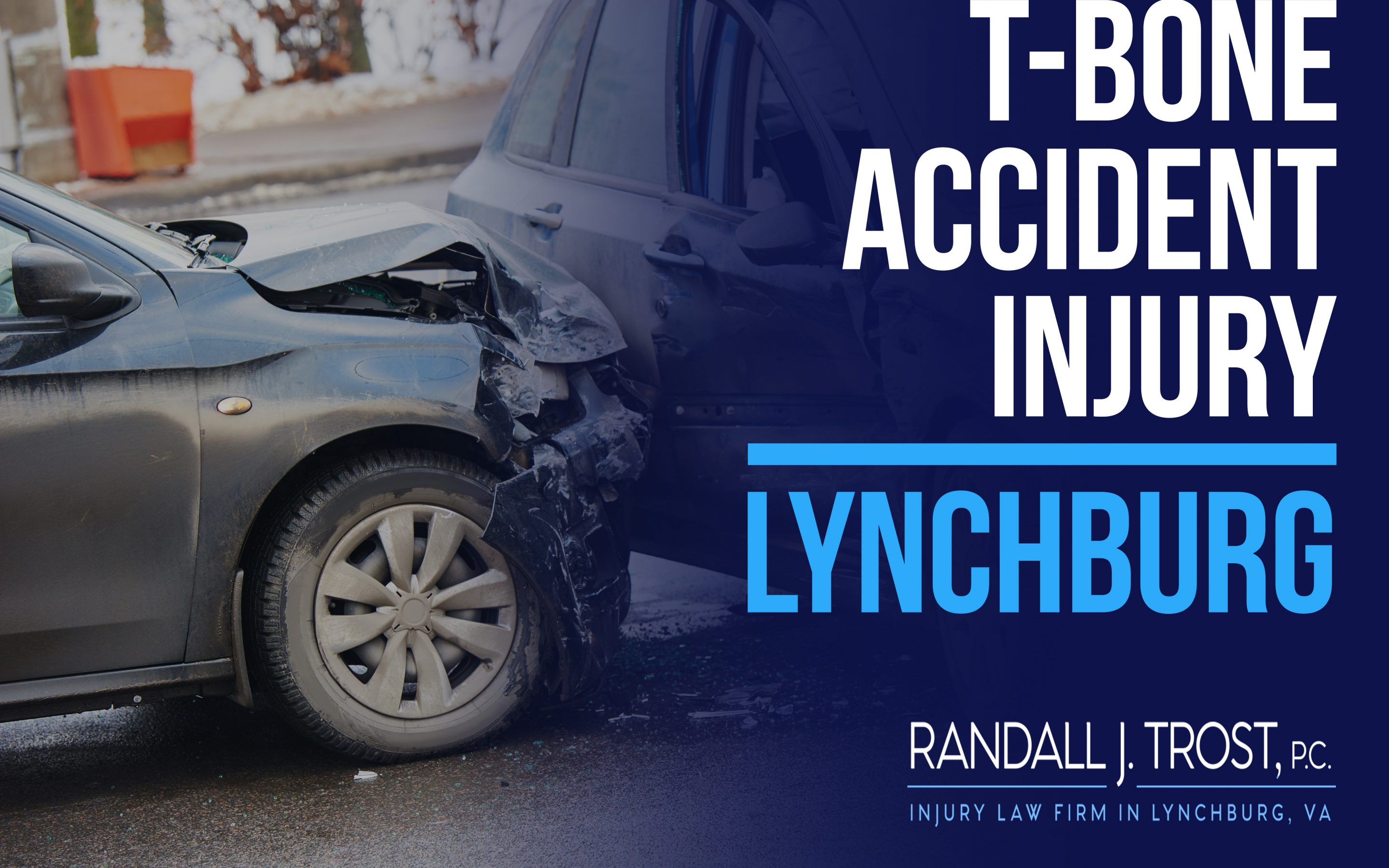 T-Bone Accident Injury Lynchburg VA